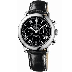WEST END WATCH Queen Anne Chronograph WEQC42BKL