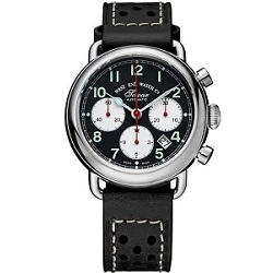 WEST END WATCH Sowar Monochromegraph WESM42BKL